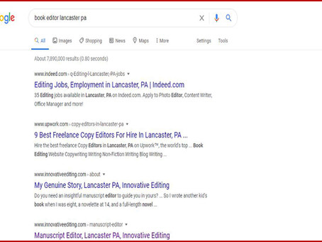 Tips 1 and 2 to Creating an SEO-Friendly Title
