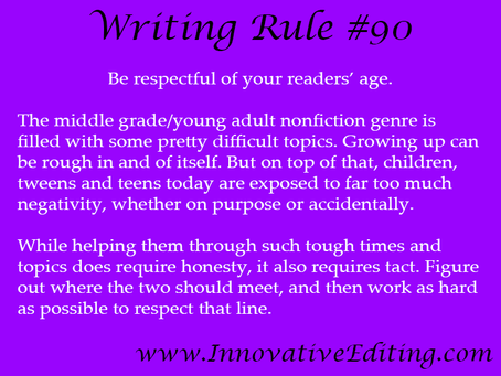 Nobody Said Writing a Middle-Grade Nonfiction Book Was Easy