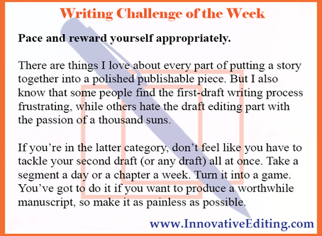 Chill Out: Second-Draft Editing Tips You Can Take
