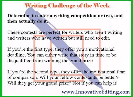 """Test Your """"Writing Competition Eligibility"""" With This Quick Questionnaire!"""