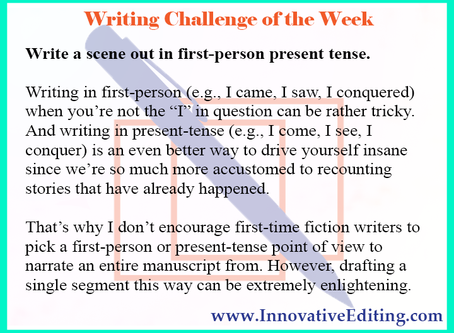 Point of View Can Improve Your Creative Writing Capabilities