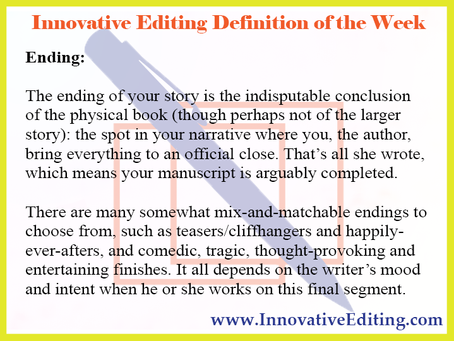 Writing a Story Ending Is a Subjective Endeavor