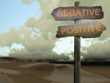 A Time to Go Negative