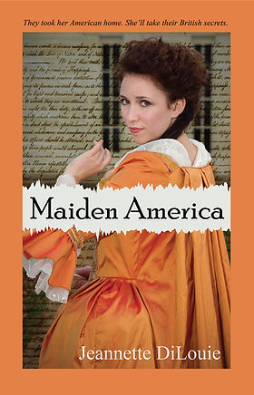 Maiden America by Jeannette DiLouie