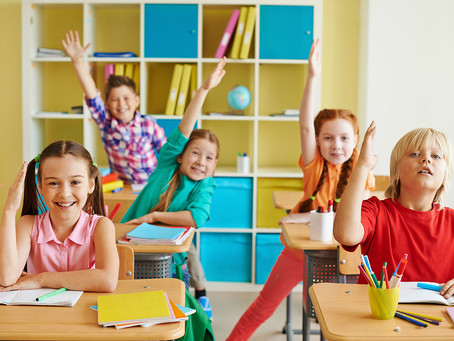 Are You Smarter Than a 5th-Grader on Parts of Speech?