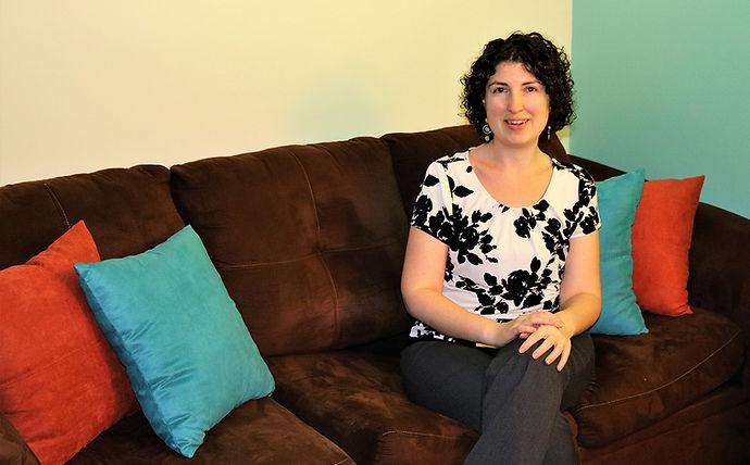 manuscript editor Jeannette DiLoui