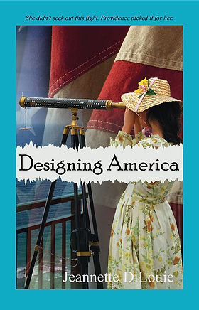 Designing America by Jeannette DiLouie