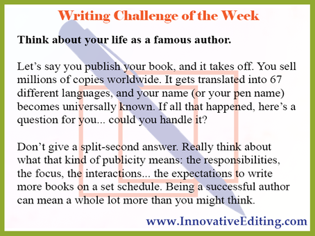 Let's Analyze Your Publishing Dreams