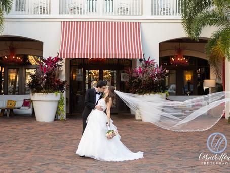 Sweet and Simple Florida Wedding