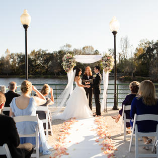 Sweet and Simple Wedding Ceremony