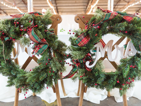 All My Favorite Things: Winter Wedding Inspiration