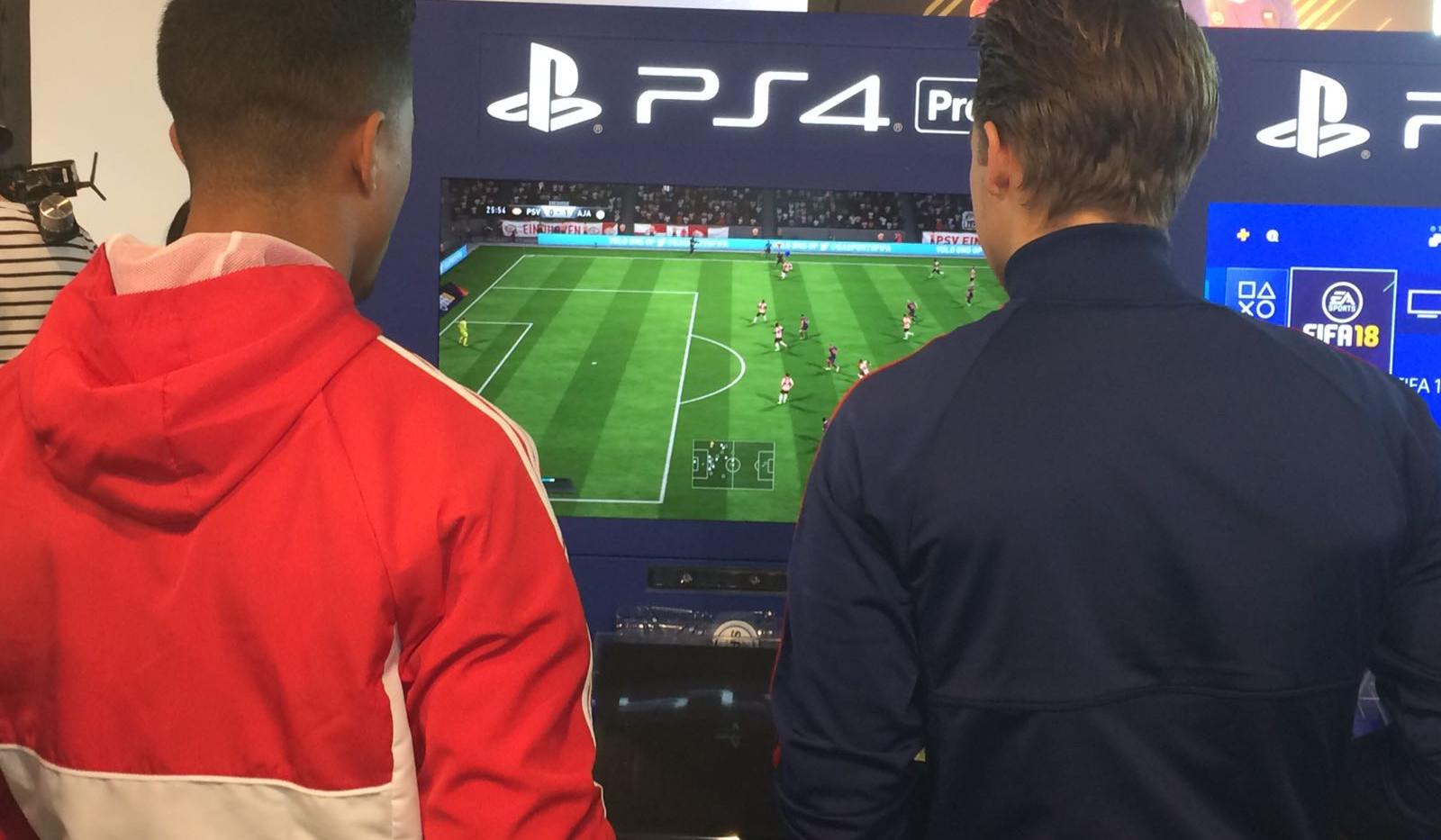FIFA 18 Xperience