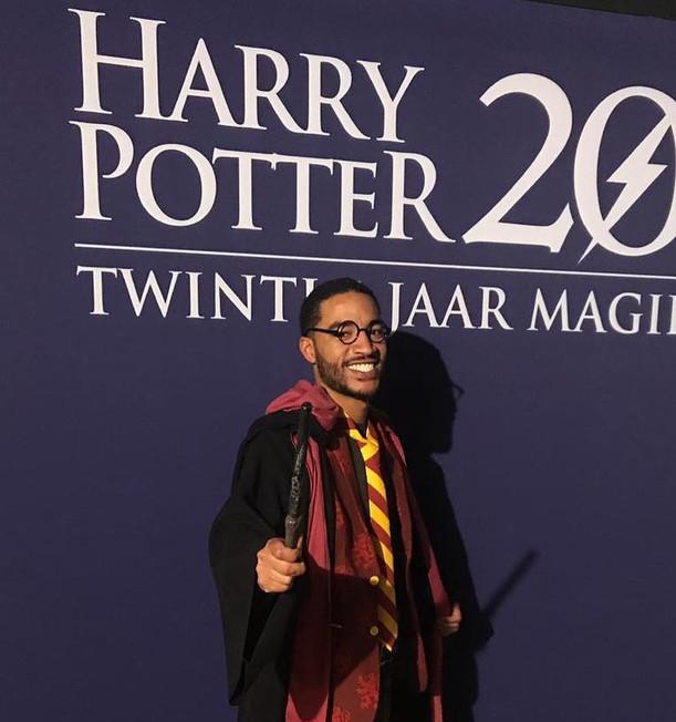 Harry Potter pop up store