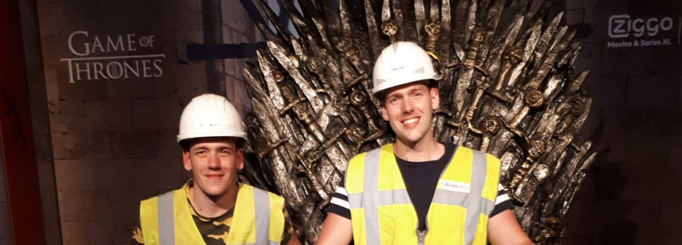 Game of Thrones pop up store