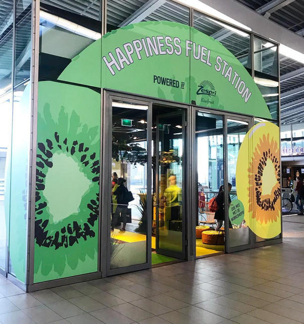 Happiness Fuel Station