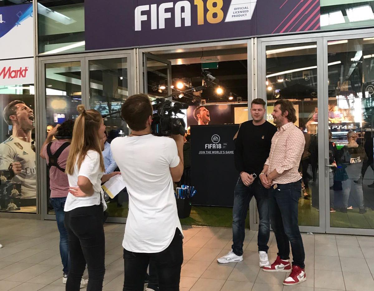 Fifa 2018 Xperience