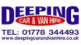 Deeping Car and Van Hire.JPG