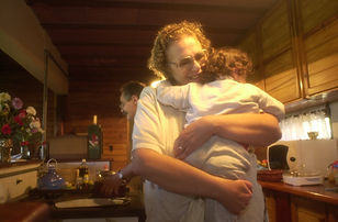 Foto Mara Elvira con nena.JPG