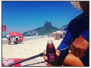 INSIGHTEA. cultura blend. chás no Rio.
