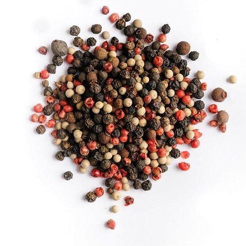 Mix de pimentas coloridas