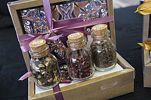 Tea gifts natal