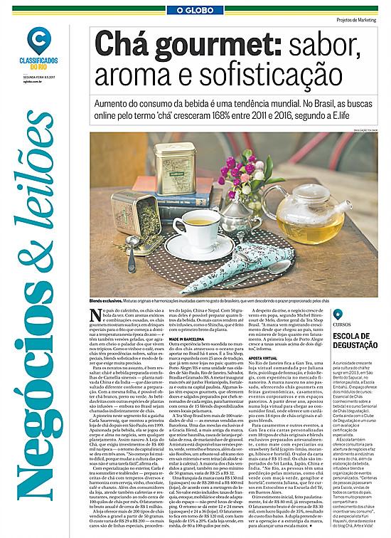Globo negocios
