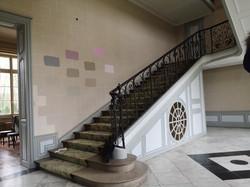 Hall d'entrée avant travaux