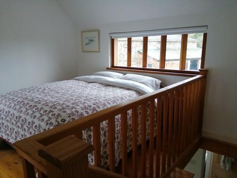 Bedroom at Trebach