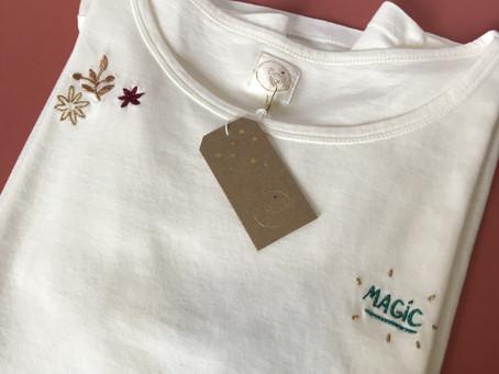 Un jour, une pièce : Tee shirt Des Petits Hauts