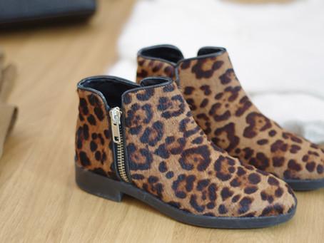 Un jour, une pièce : Boots Zara