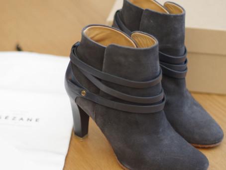 Un jour, une pièce : Boots Sézane