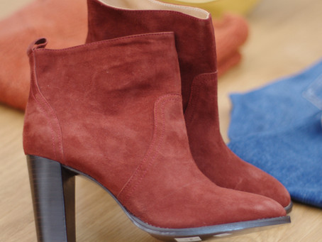 Un jour, une pièce : Boots Polder