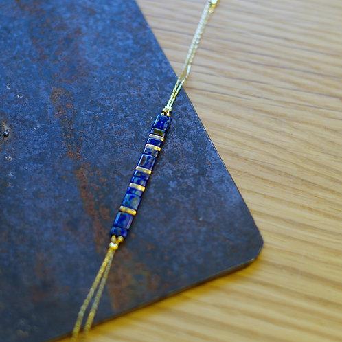 Bracelet Axel - Bleu