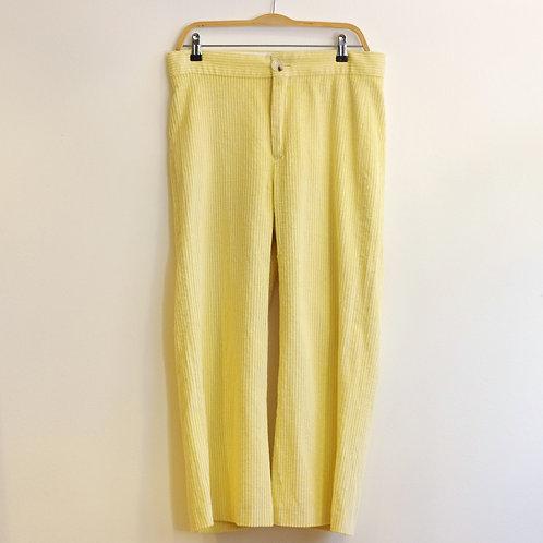 Pantalon en velours - Zara - T.M