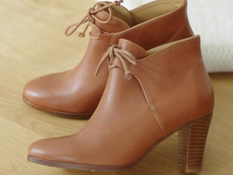 Un jour, une pièce : Boots Hunter Sézane