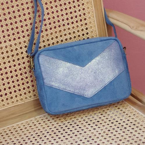 Sac Milou - Baby bleu