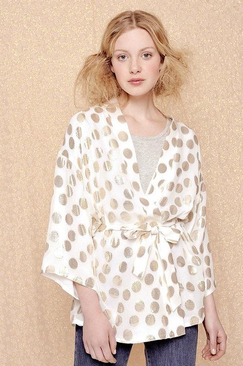 Kimono en soie - Des Petits Hauts - T.1