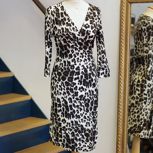 Robe en soie - Diane Von Furstenberg - T.38