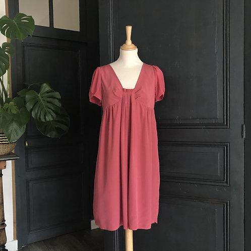 Robe en soie - Vanessa Bruno -  T.38