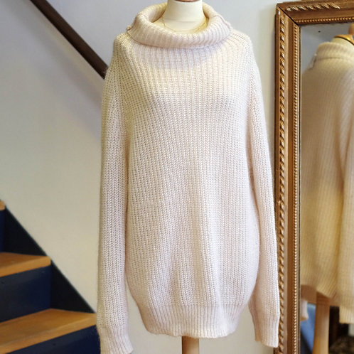 Pull / Robe en maille - American Vintage - T.XS/S