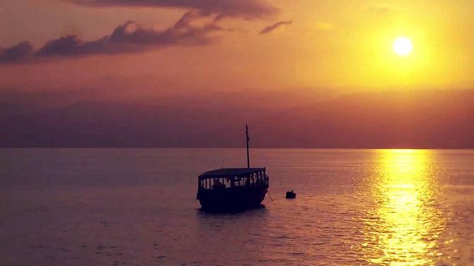 Galilee Sunrise