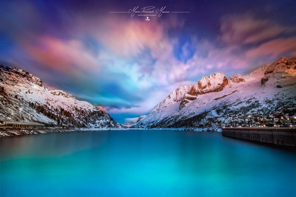 Misurina Lago Marmolada photo by Mario Piercarlo Marino