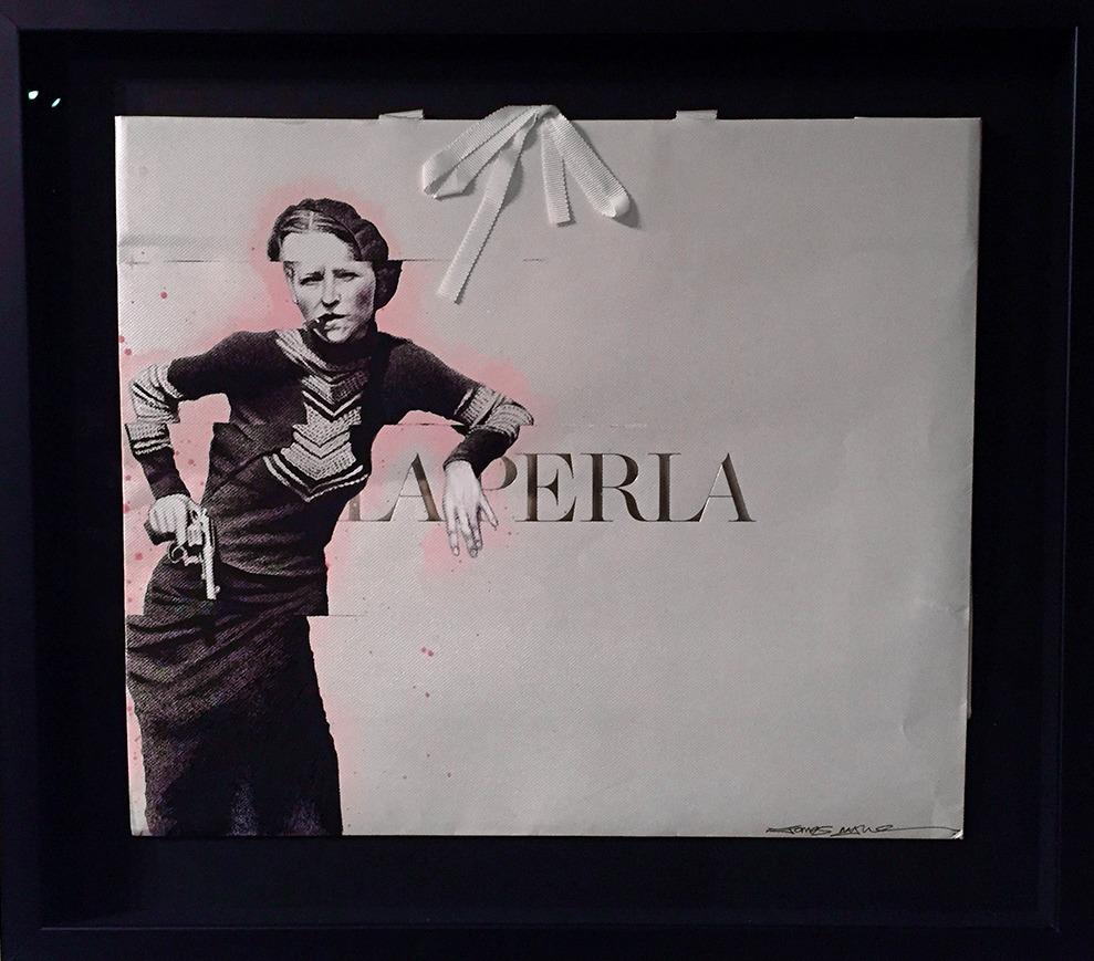 """Bonnie on La Perla"""