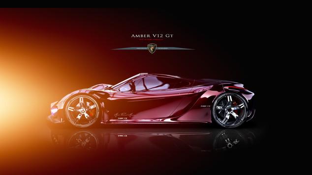 Amber V12 Mario Piercarlo Marino Deep Ca