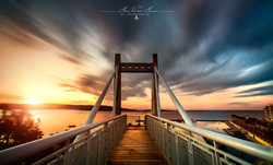 Malta Bugibba Bridge photo by Mario Piercarlo Marino