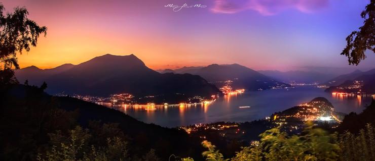 Bellagio italy lake