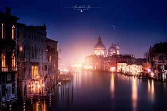 Venice S.Maria della Salute photo by Mario Marino Piercarlo
