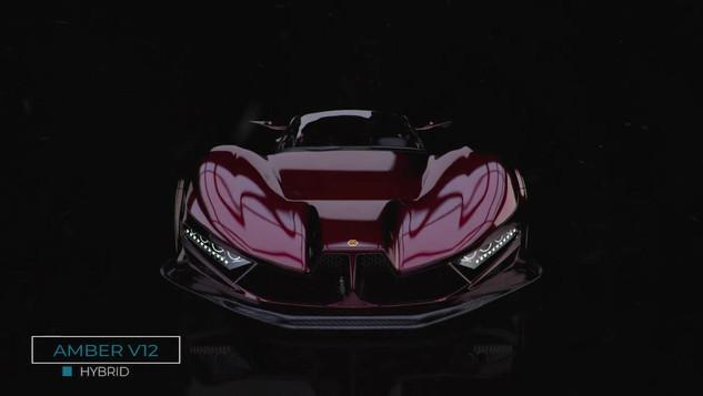 Amber V12 Stradale.mp4