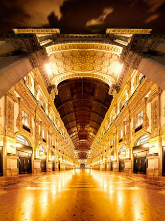 Milano Galleria photo by Mario Piercarlo Marino