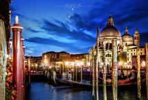 Venice Mari a della salute photo by Mario Piercarlo Marino